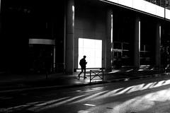 The window (pascalcolin1) Tags: paris13 homme man pluie rain reflets reflection fenêtre window lumière light photoderue streetview urbanarte noiretblanc blackandwhite photopascalcolin