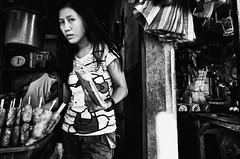 Banana Q (Meljoe San Diego) Tags: meljoesandiego ricoh ricohgr gr streetphotography street streetlife candid monochrome philippines