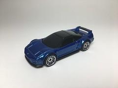 '90 Acura NSX (king_joe007) Tags: diecast 164 hotwheels acura nsx custom wheelswap matchbox