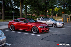 "WEKFEST 2017 NJ  Rollers WORK VSXX - BMW M4 Jayv • <a style=""font-size:0.8em;"" href=""http://www.flickr.com/photos/64399356@N08/36344315020/"" target=""_blank"">View on Flickr</a>"