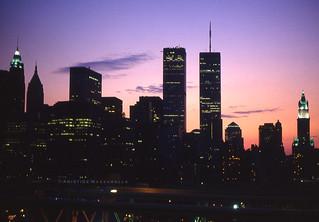 TWIN TOWERS 1995