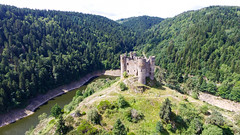 Château d'Alleuze (Jelle Drok) Tags: alleuze auvergnerhônealpes frankrijk fr