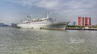 SS Roterdam, Katendrechtsehoofd, Waalhaven, Rotterdam, Netherlands - 5256