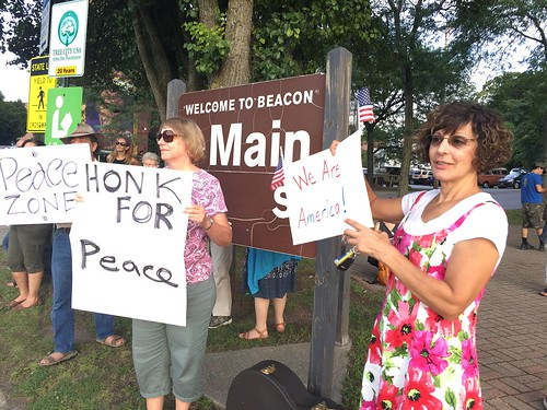 Honk for peace, From FlickrPhotos