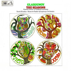 Glazounov The Seasons - Khaikin Melodiya EMI 1 (sacqueboutier) Tags: vintage vinyl vinylcollection vinyllover vinylnation vinylcollector lp lplover lps lpcollection lpcover lpcollector lpcoverart emi angel records record classical classicalmusic music