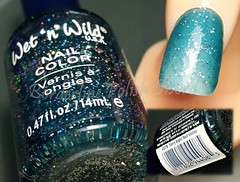 Wet N Wild 407B Starry Night (Borderline Polish Disorder) Tags: vintage nailvarnish nailpolish esmaltesdeunas vernisdongles wetnwild