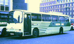 Slide 100-53 (Steve Guess) Tags: victoria green line london country lcbs england gb uk coach bus wph135y tl35 leyland tiger ecw