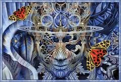 The Time Mask (Daniel Arrhakis) Tags: masquerade timemask mysticsurrealism mystery lovettshoot mike