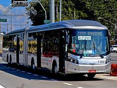 7 2237 Viação Campo Belo (busManíaCo) Tags: busmaníaco ônibus bus nikond3100 nikon d3100 caio millennium brt mercedesbenz o500uda bluetec 5