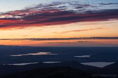 Vista sulla pianura (beppeverge) Tags: alba beppeverge dawn laghi lakes landscape mottarone orange red sunrise