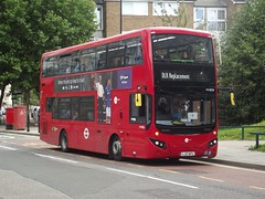 DLR replacement: Tower Transit Volvo B5LH/MCV EvoSeti LJ17WTL (MV38236) Crossharbour Station 19/08/17 (TheStanstedTrainspotter) Tags: bus buses transport public london tfl transportforlondon publictransport towertransit mv38236 dlr islandgardens westferry poplar docklandslightrailway rail replacement railreplacement lj17wtl volvo b5lh mcv evoseti volvob5lh mcvevoseti