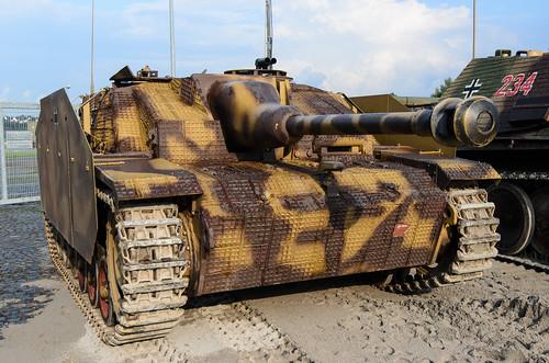 Sturmgeschütz III / G (Sd.Kfz. 142)