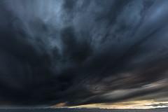 Clouds over Disko Island (Role Bigler) Tags: canoneos5dsr cloud clouds diskobucht insel island natur nature wolken disko diskobay diskoisland eisberg greenland grönland iceberg nordatlantik northatlantic darkclouds