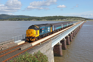 37401 Leven viaduct 26th August 2017