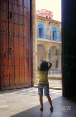 (591/17) Fotografía (Pablo Arias) Tags: pabloarias photoshop photomatix nxd cuba lahabana arquitectura personas gente iglesia fotografía