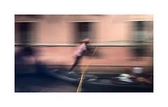 The Gondolier (vuzephotography.co.uk) Tags: venice multipleexposure