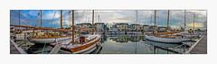 Quai La Rochelle (17) (VECTOR'IC) Tags: hdr panorama port quai la rochelle