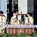 Szentmise a Szent István Bazilika előtt
