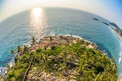 Kurumkal Hill (Marcel Weichert) Tags: beach farol india indianocean kerala kovalan lighthouse lighthousebeach mar ocean sea thiruvananthapuram trivandrum in