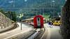 RhB Rails: red and yellow (1/3) (jaeschol) Tags: albulaalvra europa graubuenden grischuna kantongraubünden kontinent schweiz suisse switzerland tiefencastel graubünden ch