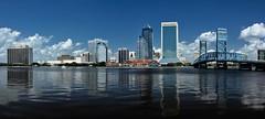 Jacksonville, Florida (SWR Chantilly) Tags: jacksonville florida skyline water eastcoast