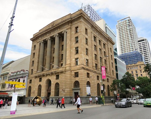 Bank of New South Wales, Brisbane