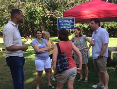 """Alexandria Dems on Labor Day • <a style=""""font-size:0.8em;"""" href=""""http://www.flickr.com/photos/117301827@N08/36857715426/"""" target=""""_blank"""">View on Flickr</a>"""