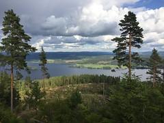 (per.romin) Tags: tosseberg varmland sweden orsalake lake view scenic