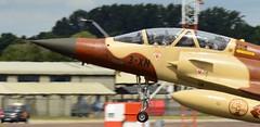 Dassault Mirage 2000D 652 (Fleet flyer) Tags: dassaultmirage2000d dassaultmirage mirage2000d frenchairforce arméedelair french france couteaudeltadisplayteam dassault mirage 2000d royalinternationalairtattoo riat gloucestershire raffairford dassaultmirage2000d652 652
