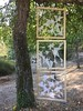 Passaggio, Vele (Elisabetta Erica Tagliabue) Tags: trama vento tessitura quadrato modulo contemporanea arte legno installazione garza spago vele passaggio viaggio