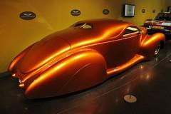 LeMay - America's Car Museum 8-28-17 (USautos98) Tags: 1940 lincoln zephyr hotrod streetrod custom