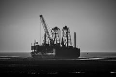 BODO INSTALLER Pontoon (@bill_11) Tags: pegwellbay kent industrialtransportheritage places england ships isleofthanet watertransport