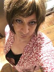 Selfies- London 21/09/17 (Victoria HS) Tags: girl tgurl sexy hot leggings lgbt high heels highheels horny strappy sandals strappysandals transvestite crossdresser