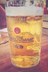 pilsener [Day 3166] (brianjmatis) Tags: beer drink german königpilsener photoaday project365 stein beverage