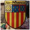 Blason de Ville  Aix-en-Provence -  Wappen der Stadt Aix-en-Provence, Frankreich