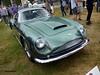 Zagato (BenGPhotos) Tags: 2017 goodwood festivalofspeed fos classic exotic sports car show event british green aston martin db4 zagato supercar coachbuilt concours
