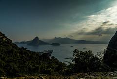 Rio de Janeiro by Niterói (mariohowat) Tags: fortesãoluiz fortedopico niterói riodejaneiro sunset entardecer natureza brasil brazil canon6d canon