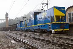 MRS Stadler Rail He 4/4 Sistema  Cremalheira (Valber Santana) Tags: mrs paranapiacaba santo andré locomotiva logística elétrica carga ferrovia cremalheira santos jundiaí são paulo railway