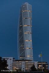 Turning Torso IV (Riccardo Ghinelli) Tags: malmo svezia grattacielo turningtorso skyscraper