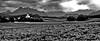 Bayerisches Alpenpanorama (gerard eder) Tags: world reise viajes travel europa europe alemania deutschland germany bavaria baviera bayern wendelstein gebirge mountains montañas paisajes panorama landscape landschaft natur nature naturaleza outdoor bw blackandwhite blackwhite sw clouds wolken nubes