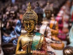 Sculptures on display (FROZEN ! !) Tags: art bali indonesia macro sculptures handicraft culture buddhism ubud travel adventure seasia