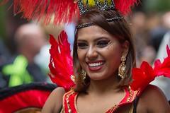 Summer Carnaval (Ralph Rozema - traveling) Tags: summercarnaval carnaval netherlands rotterdam latin caribbean portrait