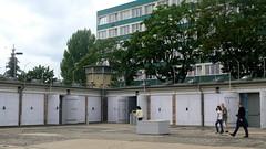 Berlin-Hohenschönhausen Memorial, the former secret Stasi prison (Sokleine) Tags: memorial stasi prison ddr gdr eastberlin eastgermany horror berlin deutschland germany allemagne gefängnis visit visitors buildings bâtiments carcéral mirador control
