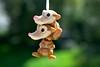 Opossum Twins (LuziferFA) Tags: macromondays zodiac twin twins zwilling zwillinge opossum ice age figure sweet little gemini