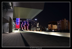 2015.02.13 Barcelona by night 15 (garyroustan) Tags: nuit night light color noche terre agbar barcelona barcelone spain espana espane mer méditerranée