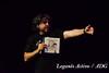 Monstruo de la Comedia-0749 (Leganés Activo) Tags: comedia leganés monstruo concurso vaquero jarota