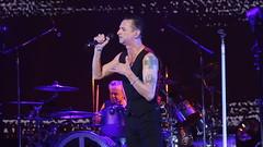 Depeche Mode - Martin Gore, Dave Gahan & Andy Fletcher with Christian Eigner & Peter Gordeno (Peter Hutchins) Tags: depeche mode depechemode martin gore dave gahan andy fletcher martingore davegahan