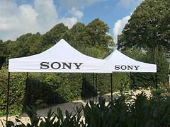 Promotietent Sony (4)