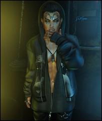 ● 715 (Mɪss Dɪᴀᴢ) Tags: qutworld bodyart gabriel pocket gacha animosity poses deadwool