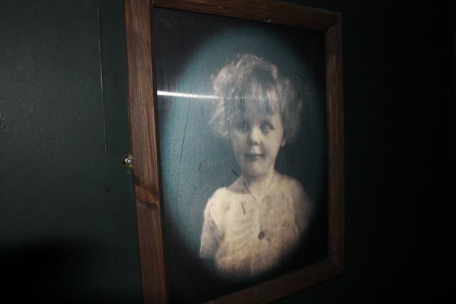 Duel - Ghost Portrait